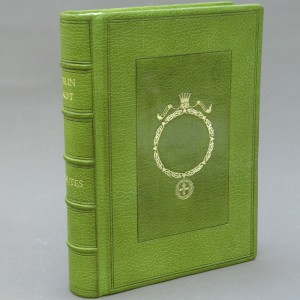 Friendly Brothers of St. Patrick minute book