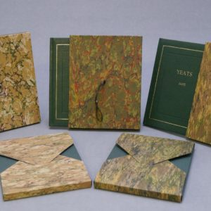 Yeats 2015 presidential gift bindings