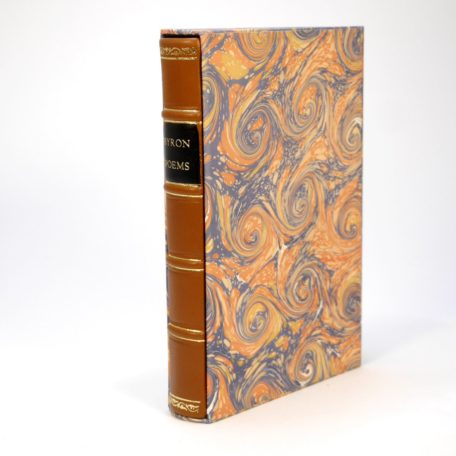 Classic Rebinding of Byron Poems