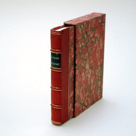 Classic Rebinding of Christmas Poems