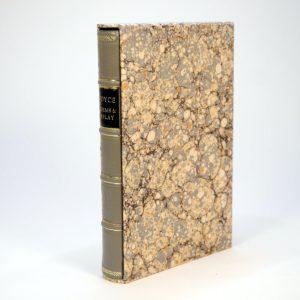Classic Rebinding of Joyce Poems