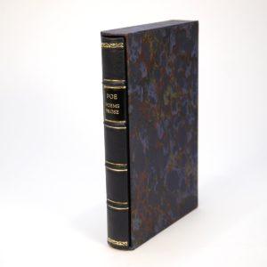 Classic Rebinding of Poe Poems
